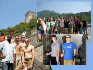 A few pictures from my trip to a part of the Great Wall