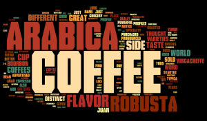 Arabica Means What to Me?