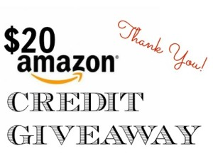 amazong giveaway facebook featured image