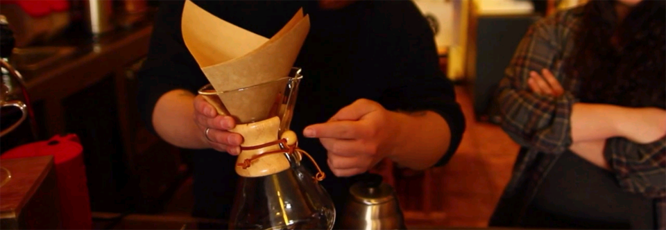 How To Use A Chemex: Java House Interview