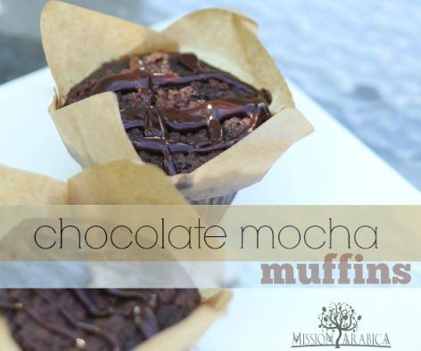 Chocolate Mocha Muffins yum