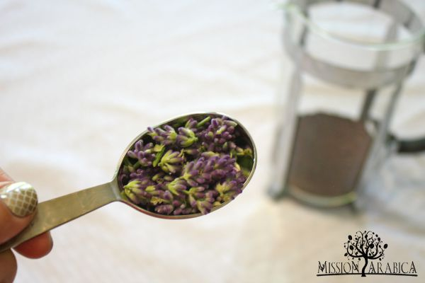 Lavender spoonful
