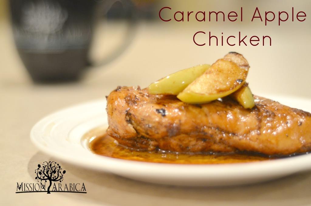 Mission Arabica Caramel Apple Chicken