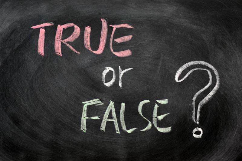 Decaf Coffee: True or False?