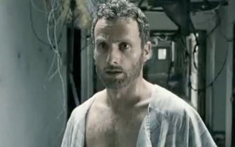 The Walking Dead Star, Andrew Lincoln as Rick Grimes