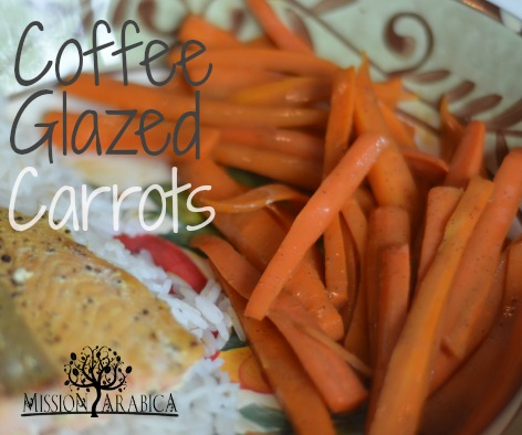 coffee glazed carrots facebook