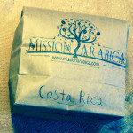 Bagged Costa Rican Coffee