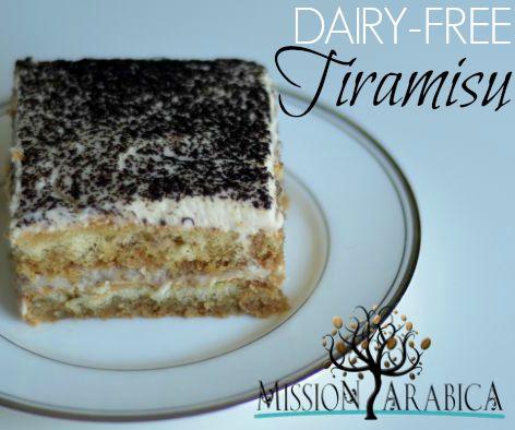 dairy free tiramisu facebook
