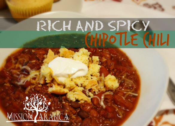 Rich and Spicy Chipotle Chili