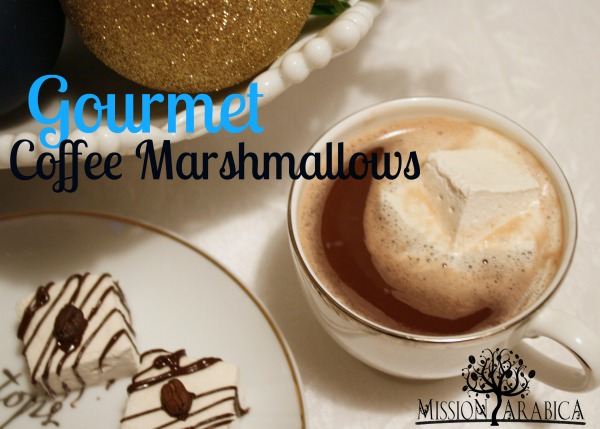 Gourmet Coffee Marshmallows