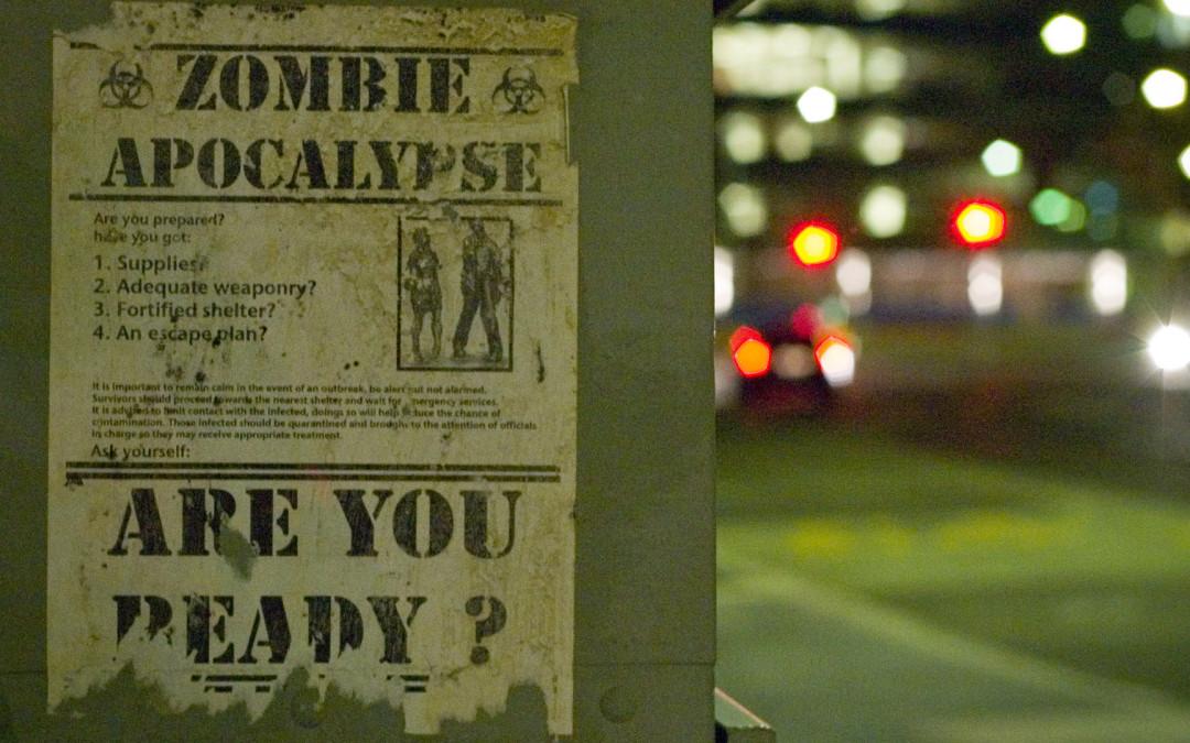 Toledo Water Crisis: Zombie Escape Plan